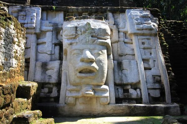Lamanai-Mayan Ruins