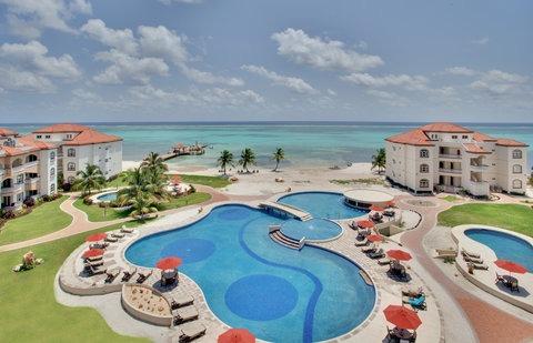 belize luxury beach resorts