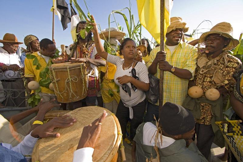 Culture of the Garifuna people - Guatemala