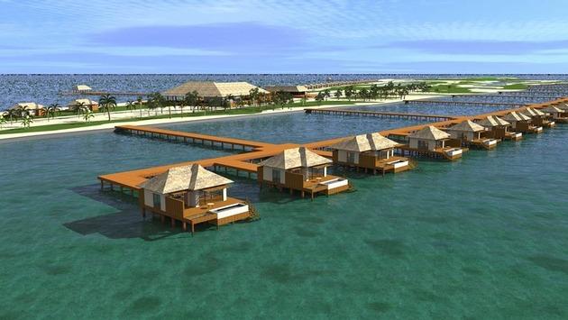 Caye Chapel Island Resort Belize