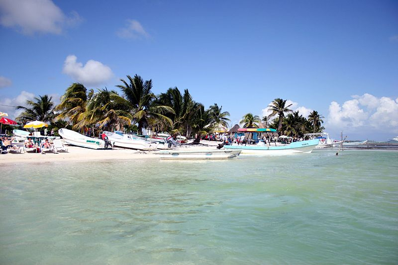 Sarteneja in Northern Belize