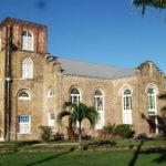 St. John's Cathedral in Belize City Belize