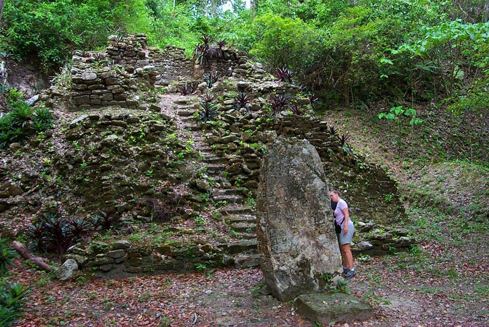 la milpa belize mayan ruins