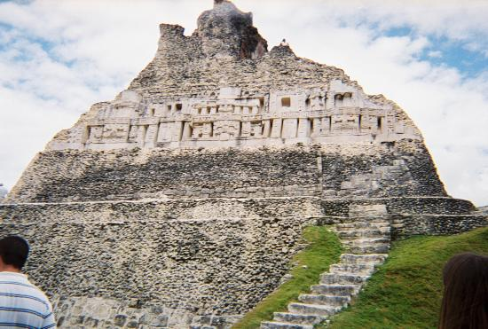 Xunantunich Maya Site - A popular attraction in Cayo Belize