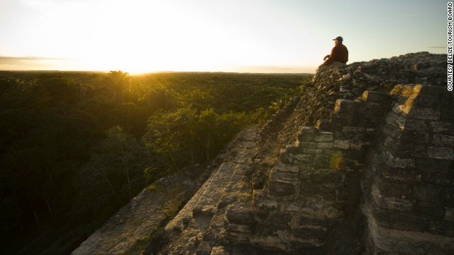 best mayan ruins to visit in Belize