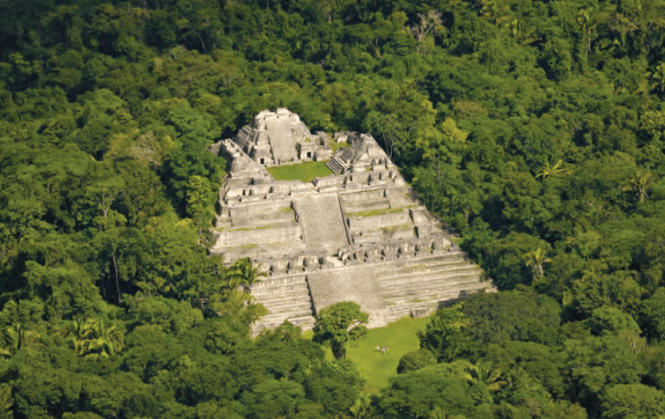 Vacation Guide to Belize Mayan Ruins & Archeology