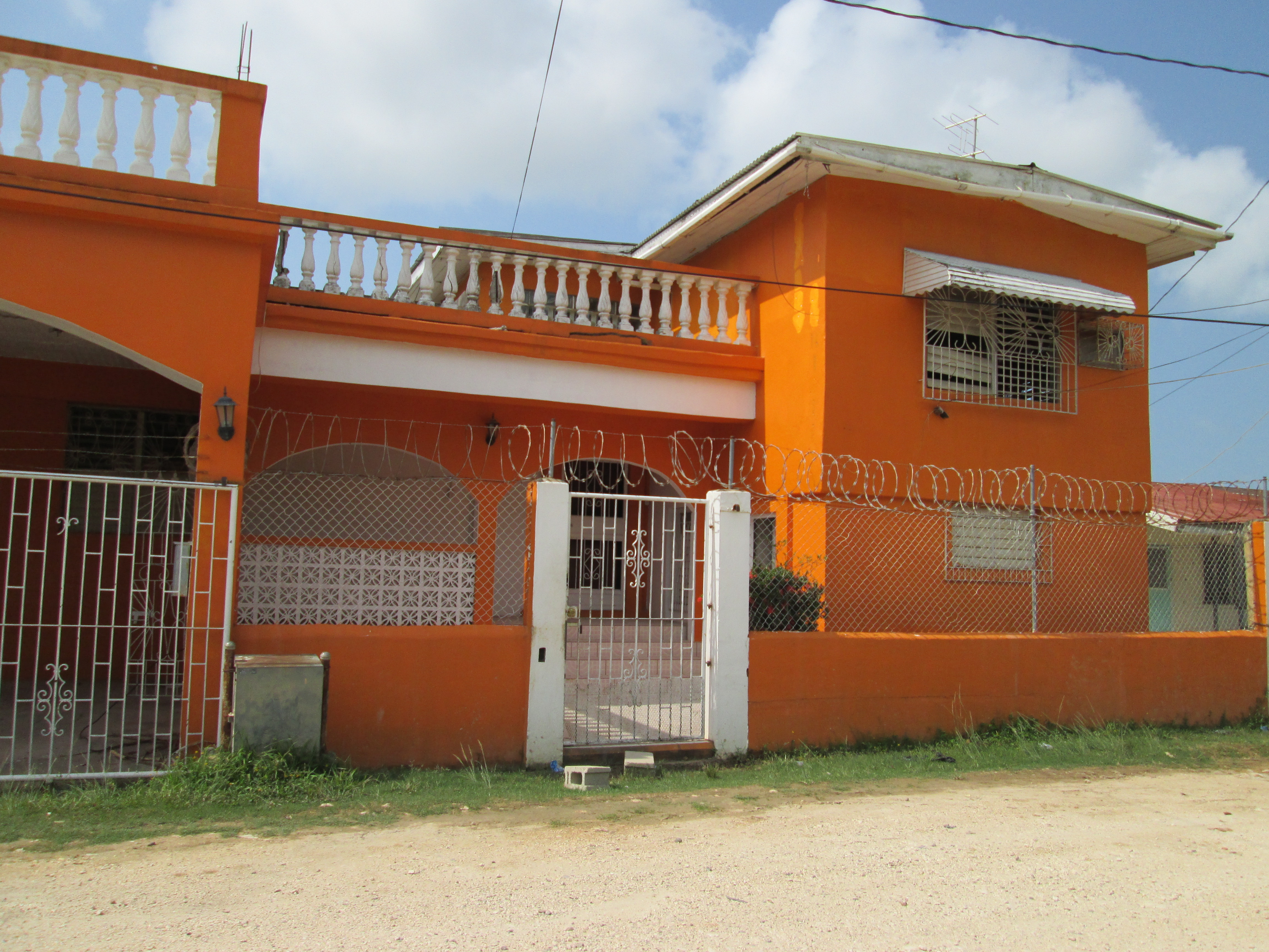 Beautiful Two Story House For Sale In Belize