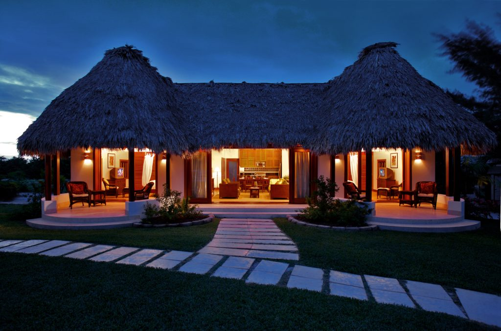 Victoria House in Ambergris Caye Belize