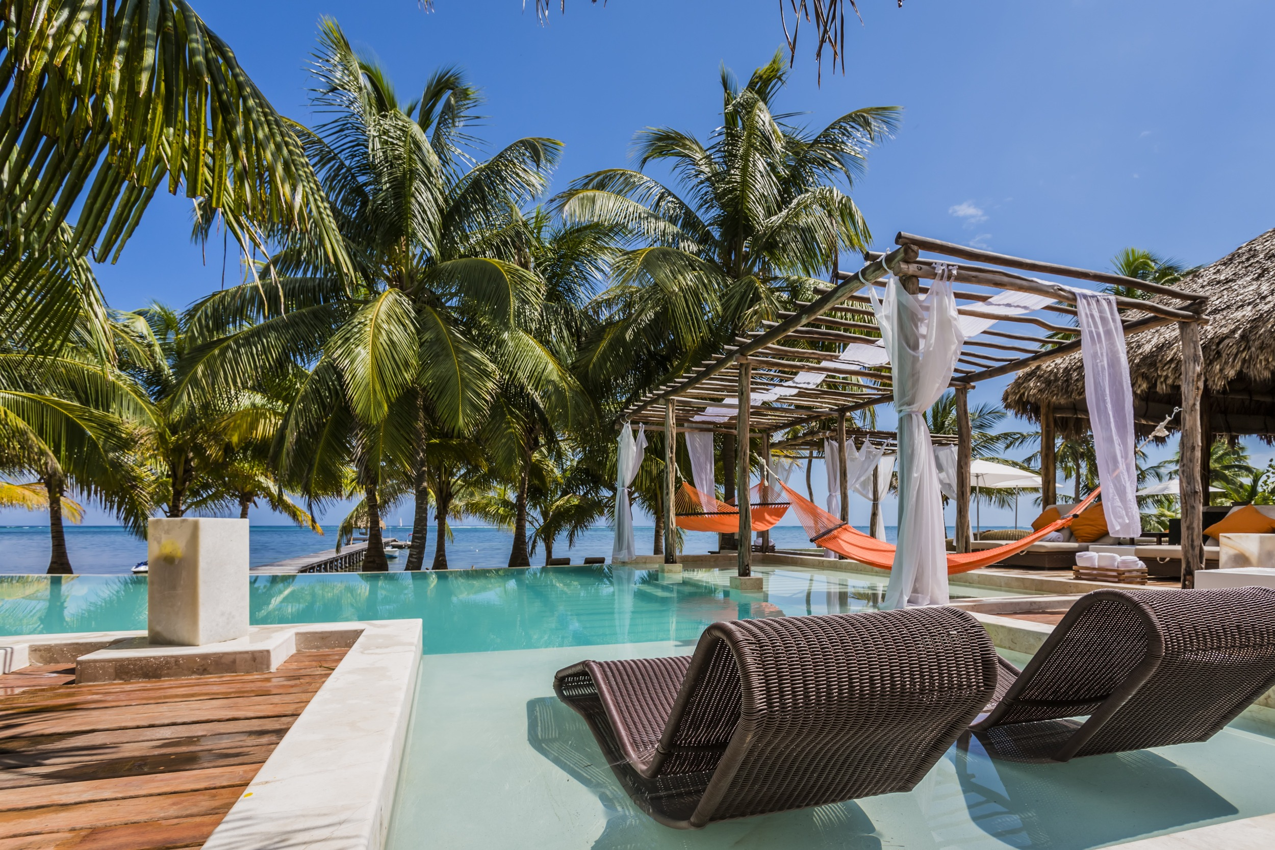 Luxurious El Secreto Belize