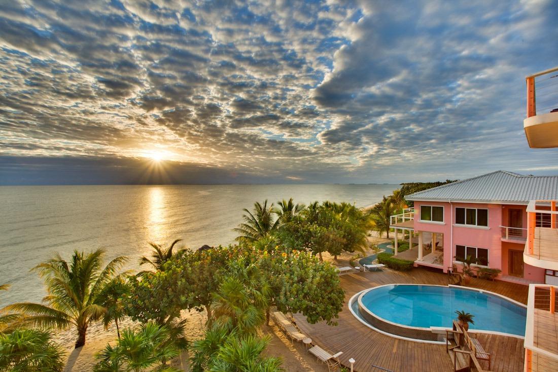 best resorts in belize