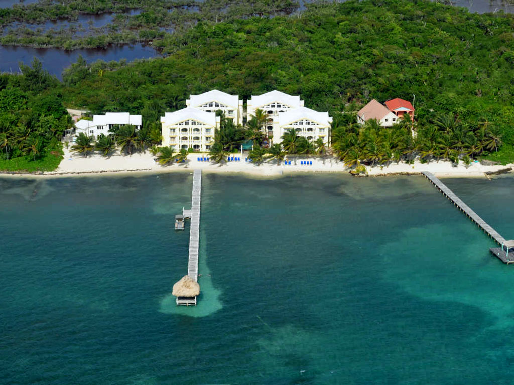 ambergris caye belize resorts -pelican reef villas in belize resort