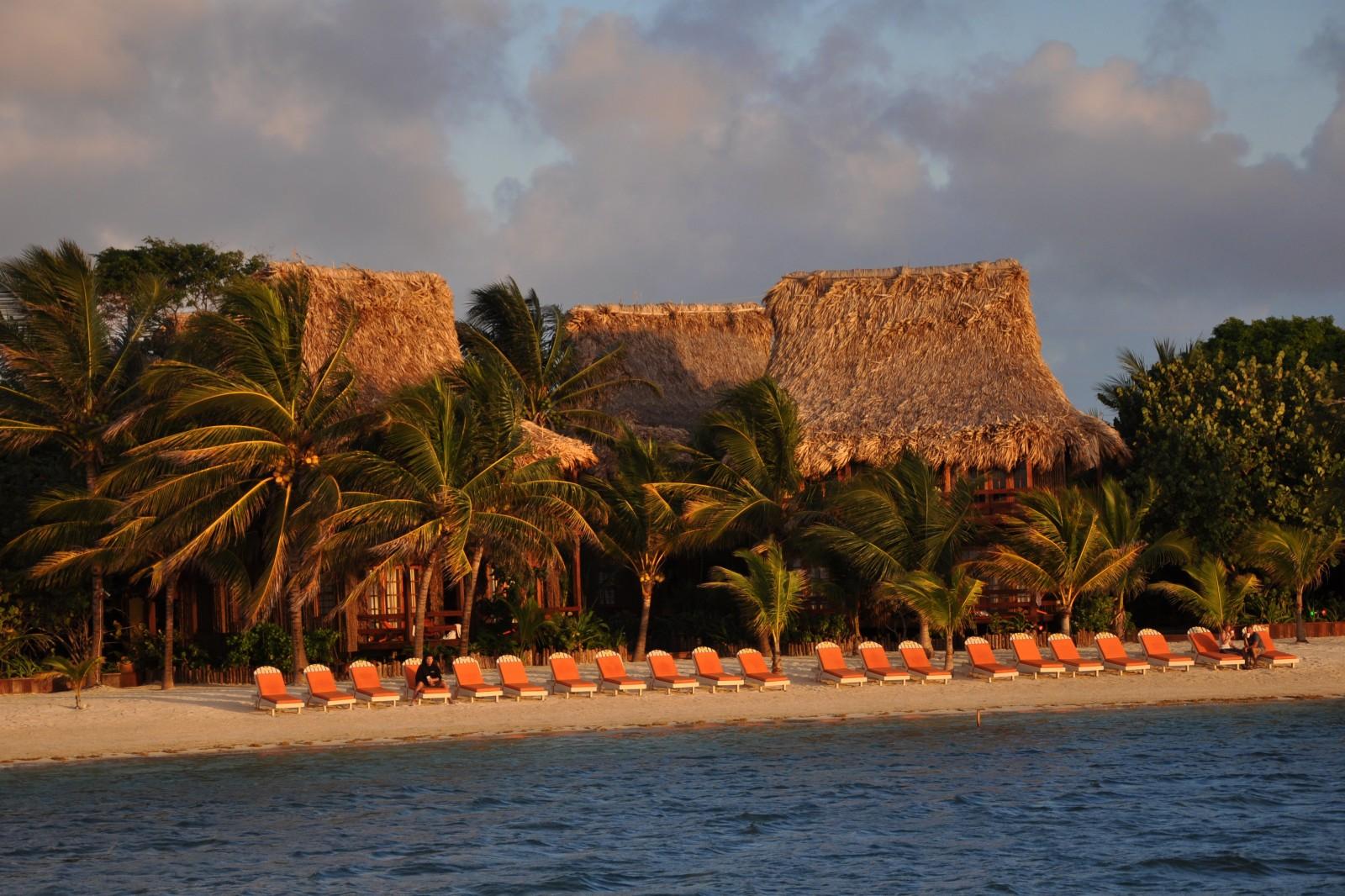 ramons village resort in ambergris caye belize
