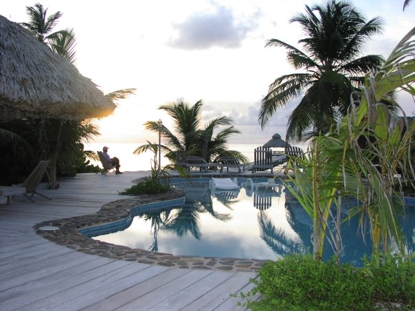 xanaduislandresort in belize
