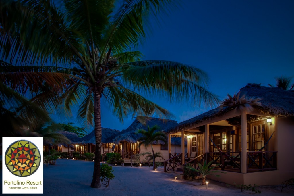 belize beach resorts in Ambergris Caye, Belize Portofino