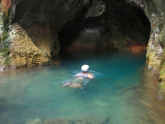 belize caving atm cave