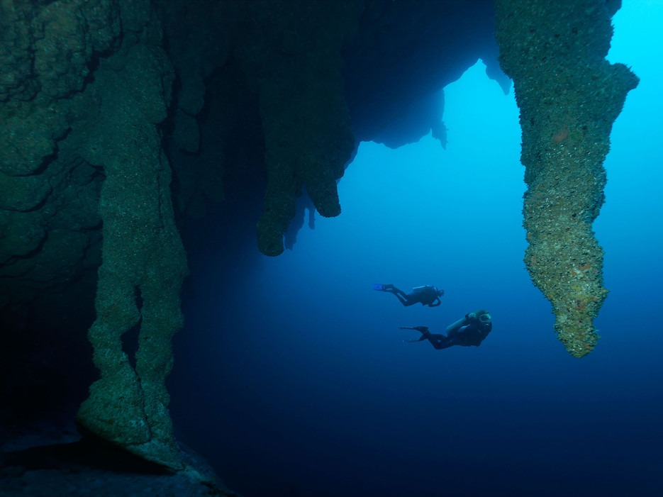 Great Blue Hole Diving Tours