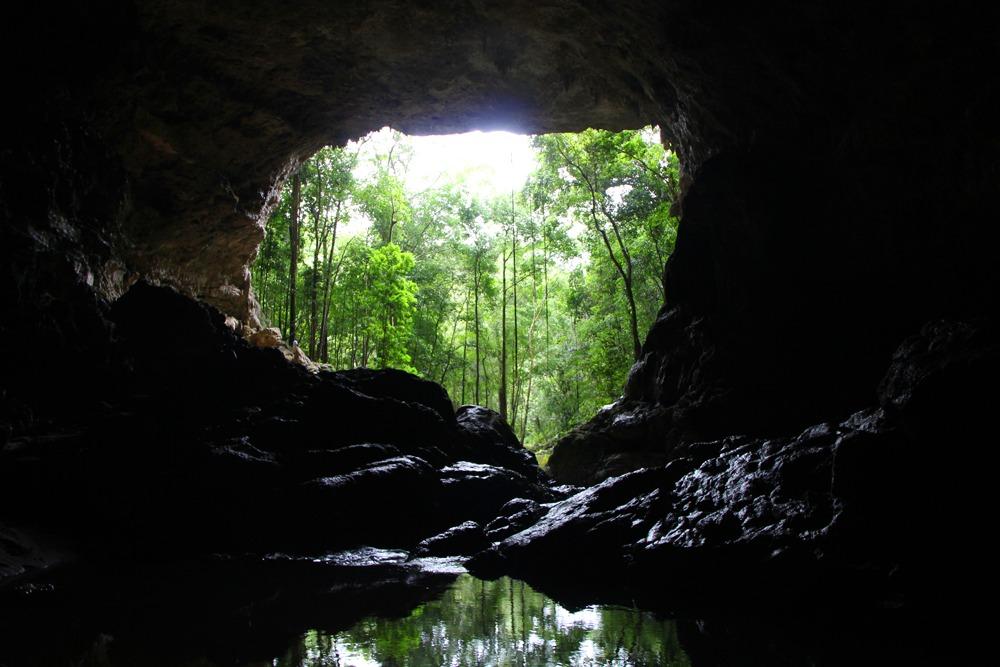 Rio-Frio-Cave Belize