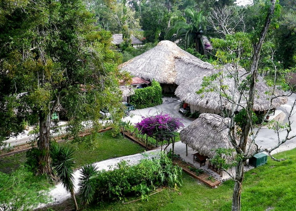 belize luxury resorts - chan chich in orange walk is top resort to stay in belize