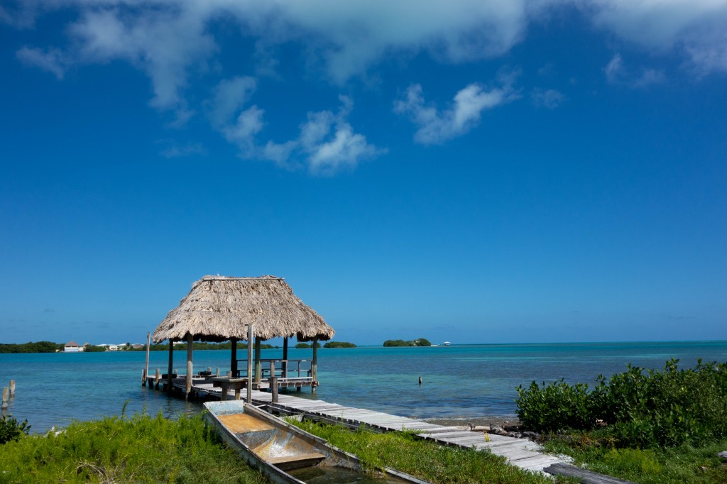 belize private islands