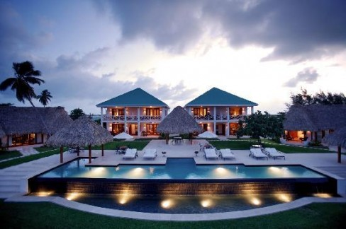 Biggest beach house in the world