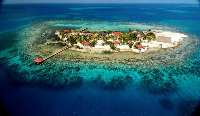 belize island resorts all inclusive -- hatchet caye belize