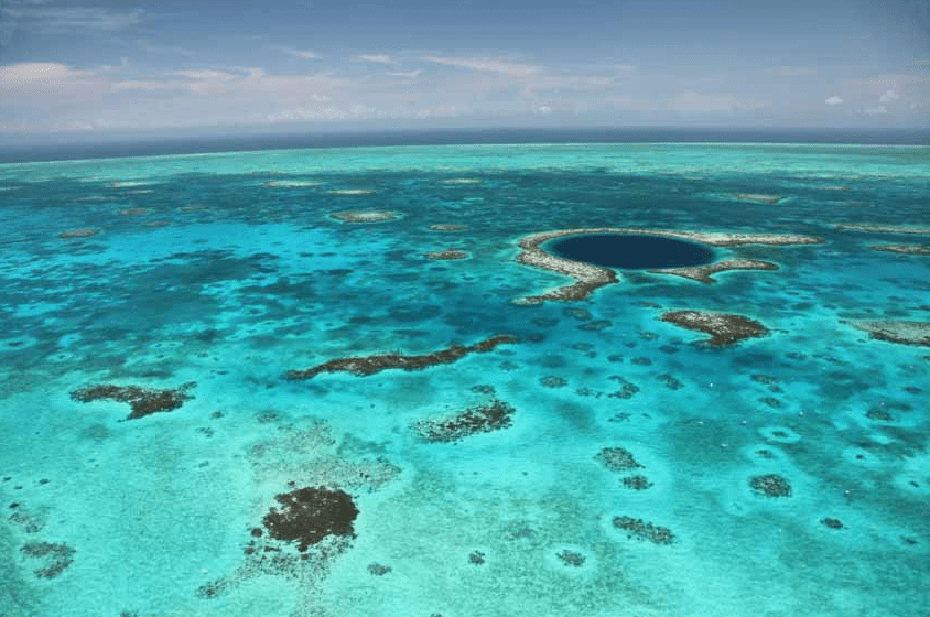 belize atoll vacations