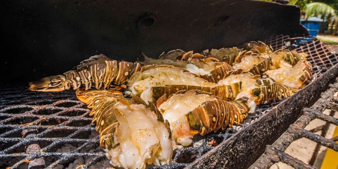 Lobsterfest in Belize