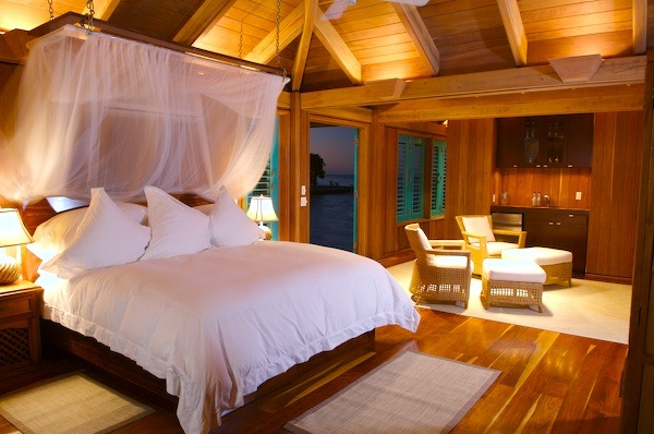 belize luxury resorts - cayo espanto belize island resort