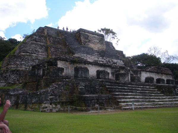 altun ha belize maya ruins