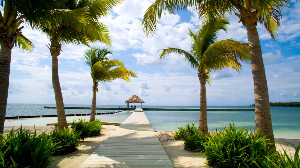 belize island resorts - turneffe belize island vacations