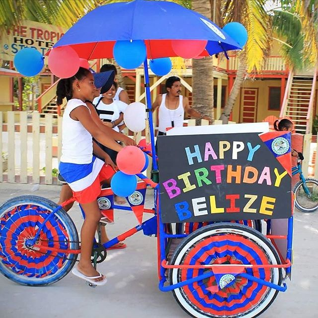 Happy Independence Day Belize!!!