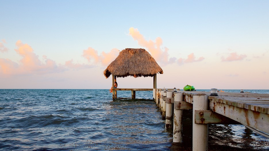 why vacation in belize
