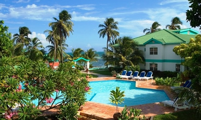 ambergris caye belize resorts banyan bay