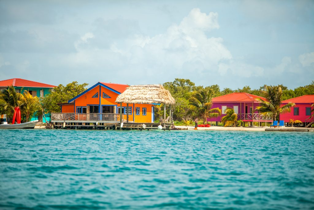 belize island resorts yok ha at waterfoot island belize