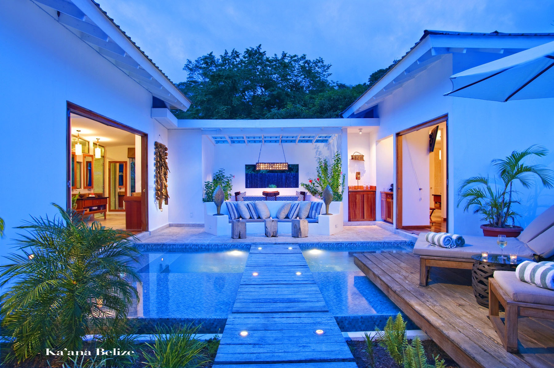 luxury belize jungle lodges and resorts