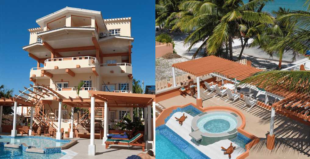 caye caulker hotels top belize resorts