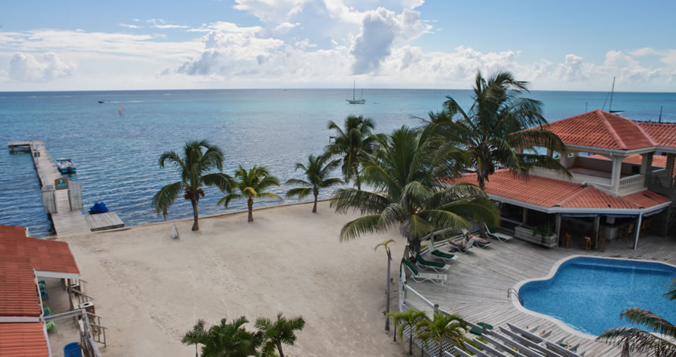 sunbreeze hotel ambergris caye belize hotels