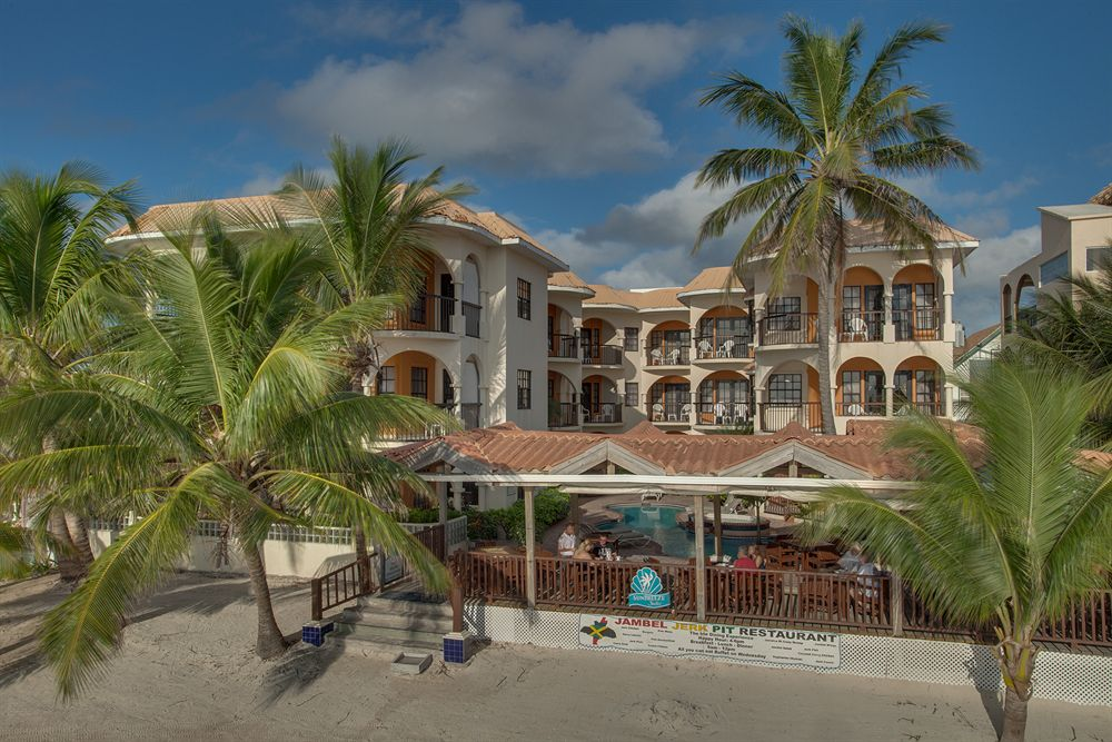 sunbreeze suites ambergris caye belize resorts and hotels
