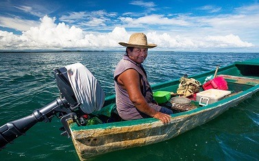 The Life of the Belizean Fisherman