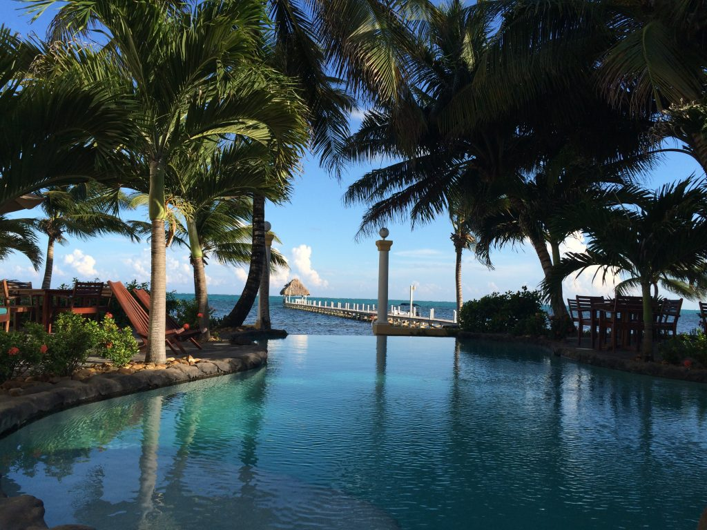 pelican reef resort in ambergris caye top resort in belize
