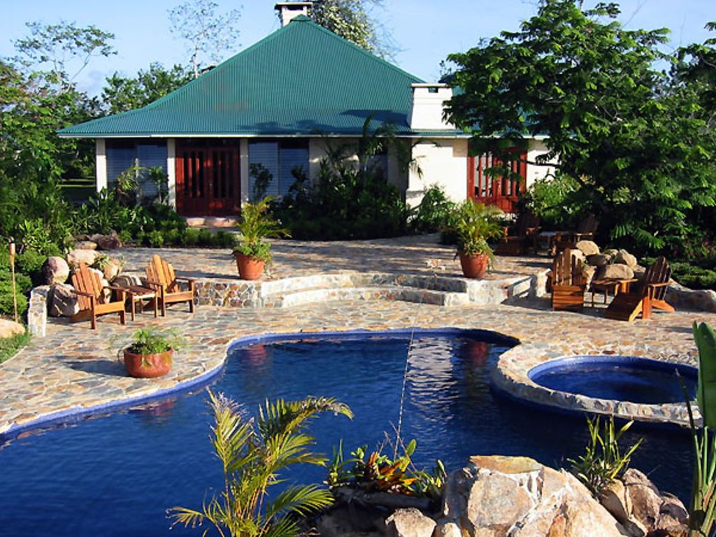 Belize Resorts in the jungle