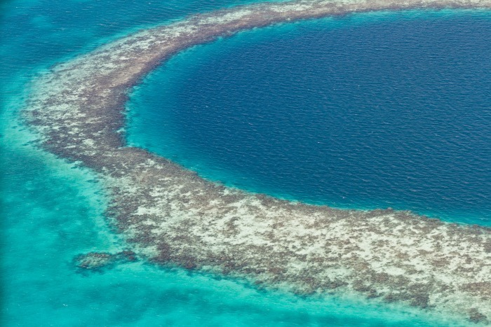 aerial-view-of-the-great-blue-belize