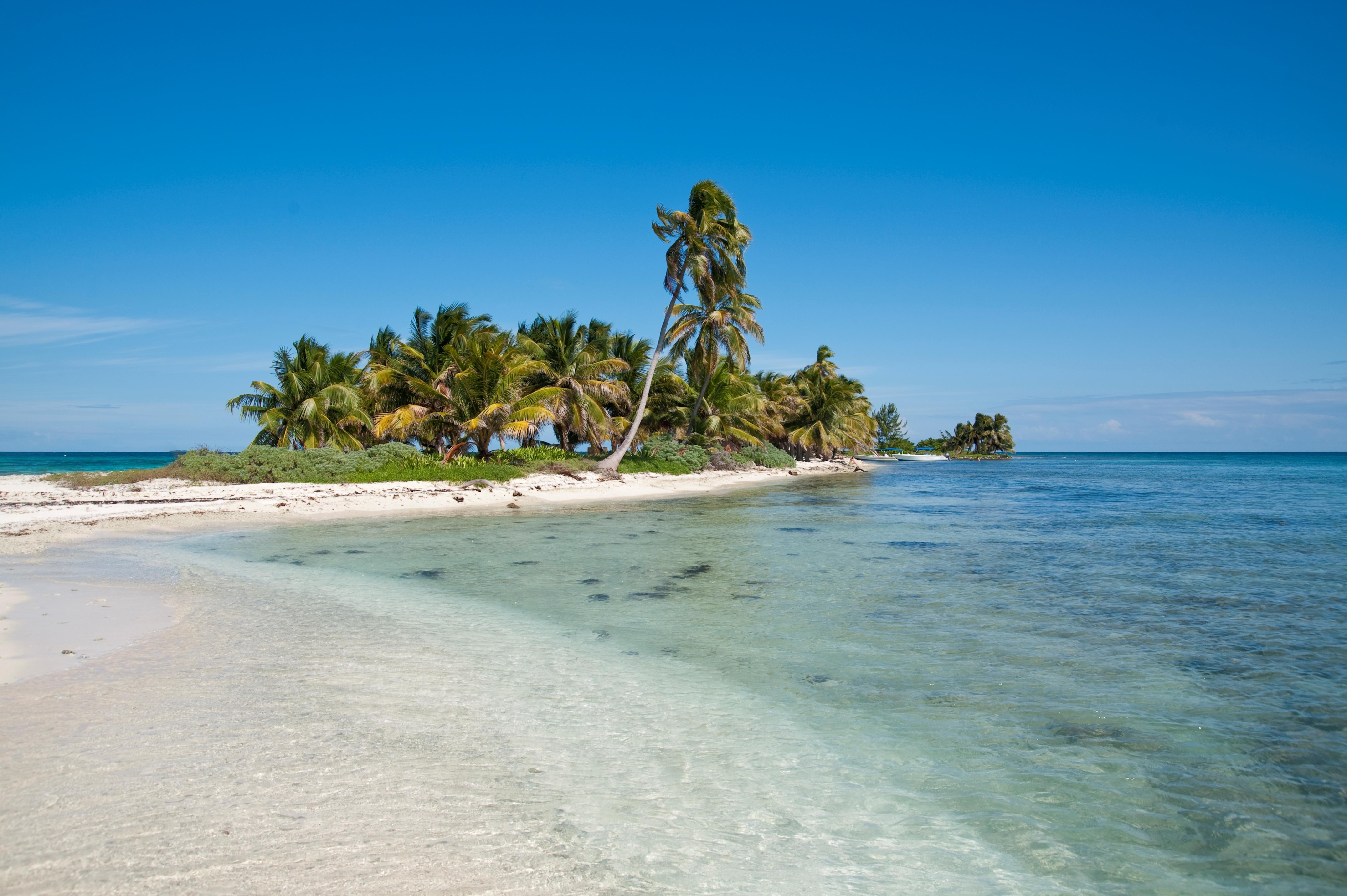 Belize in February