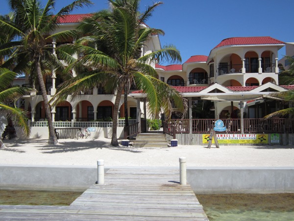 ambergris caye belize hotels