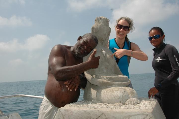 belize fishermen