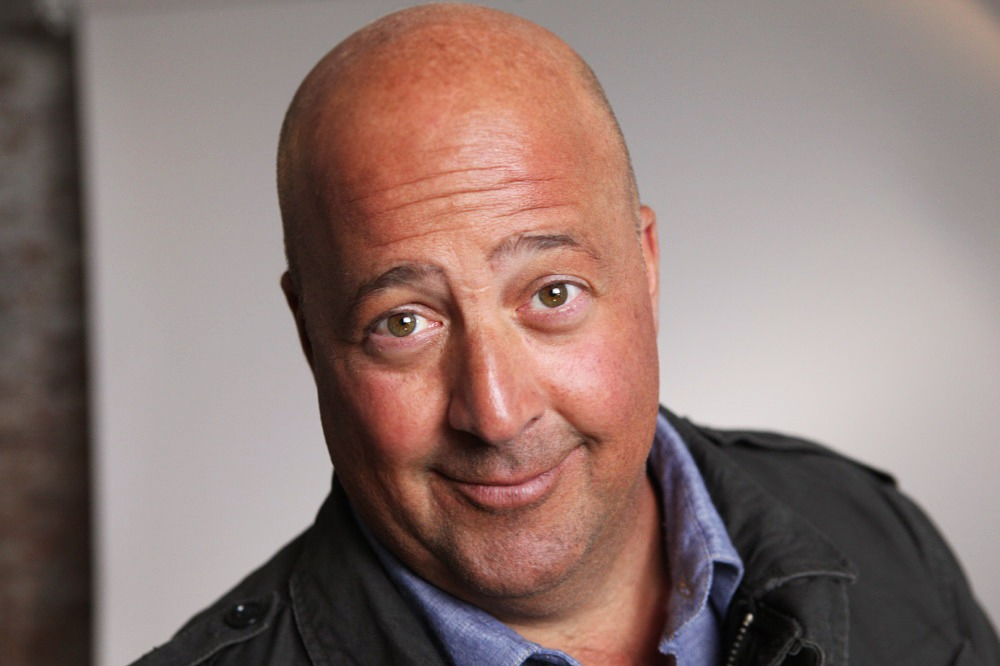 """Andrew Zimmern, Host of """"Bizarre Foods""""© The Travel Channel, L.L.C."""