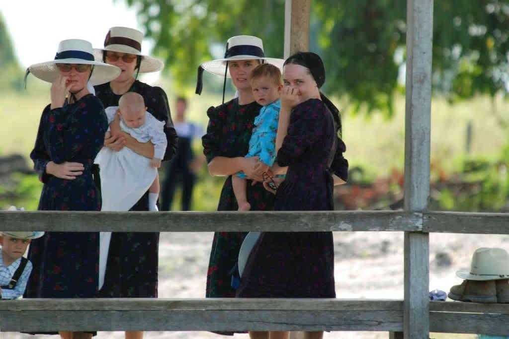 Belize Mennonites