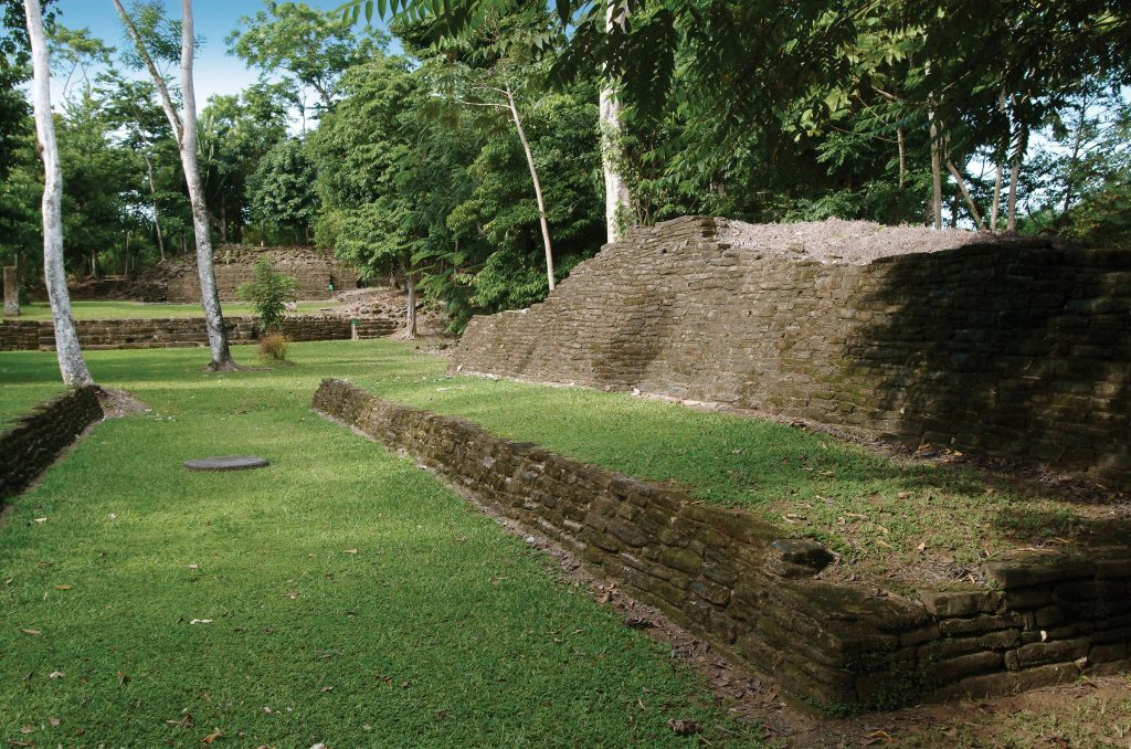 Nim Li Punit Mayan Ruins