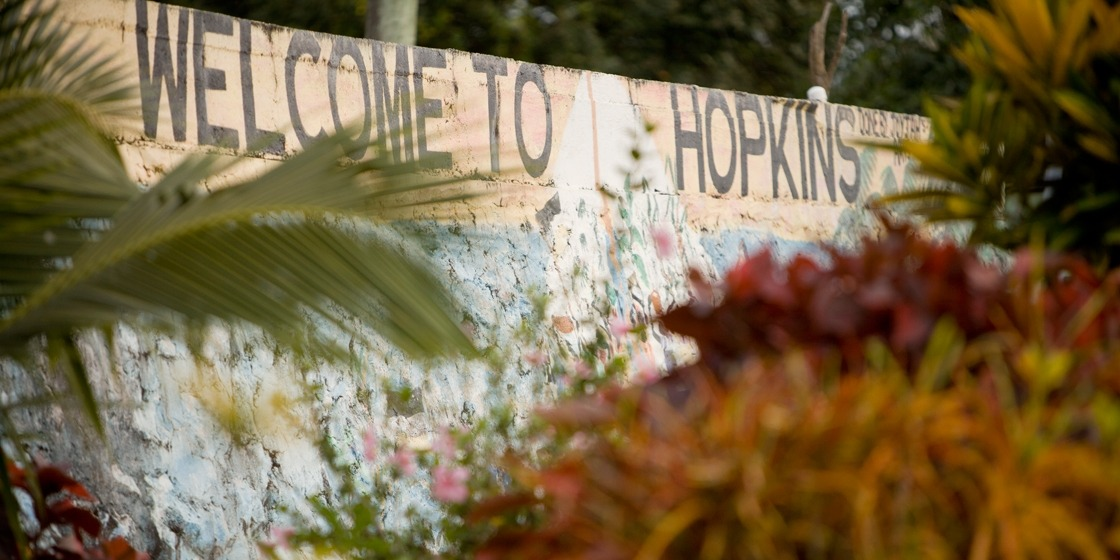 Visit Hopkins Belize