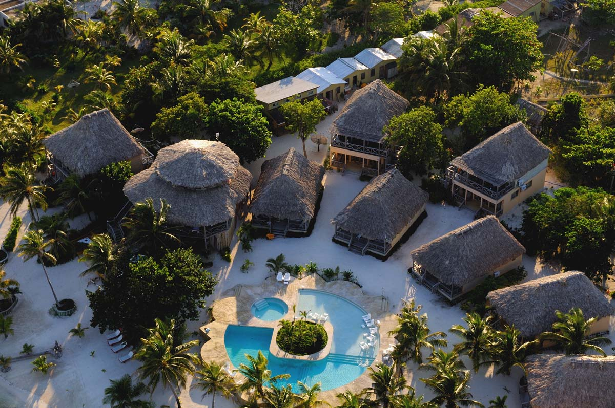 belize island resorts all inclusive